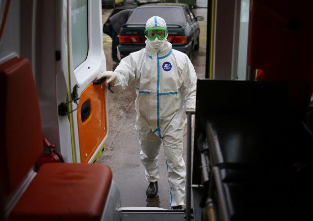 世衛組織:上周全球新增新冠死亡病例創紀錄達9.3萬例