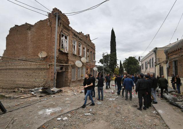 阿塞拜疆總檢察院稱佔賈被襲造成5人死亡 28人受傷