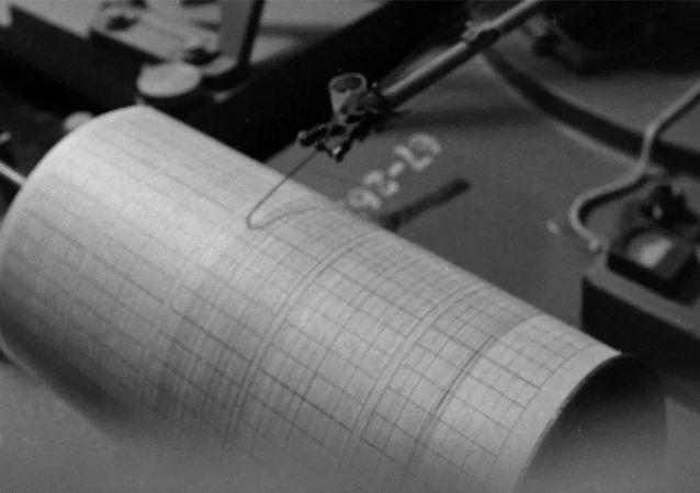 日本發生7.1級地震
