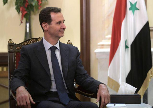 阿薩德對俄羅斯衛星通訊社稱,他可能會在2021年初決定參加敘利亞總統選舉
