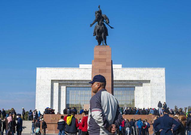 克宮:吉爾吉斯斯坦局勢混亂因素顯而易見