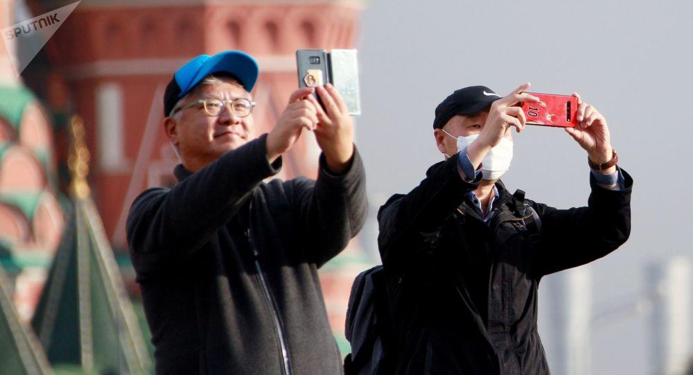 張漢暉:中俄兩國並未因新冠疫情停滯旅遊領域務實合作步伐
