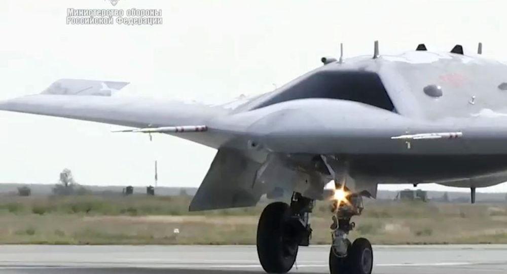 新型「獵人」無人機