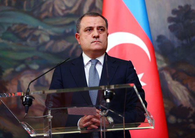 阿塞拜疆外長巴伊拉莫夫