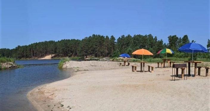 今天的「斯特利威爾」旅遊基地沙灘