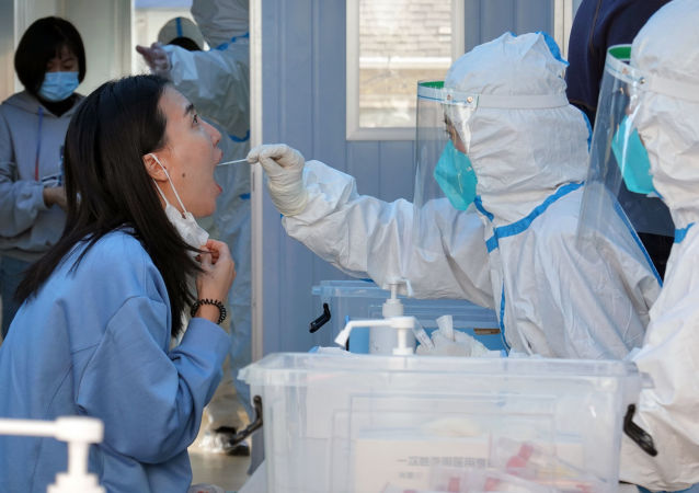 青島衛健委:已採樣超560萬份開展新冠病毒核酸檢測