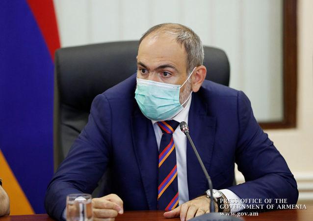 亞美尼亞總理帕希尼揚