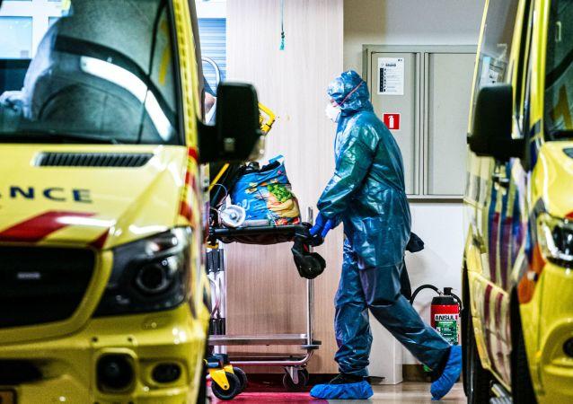 世衛組織:全球單日新增新冠確診病例超74萬創新高