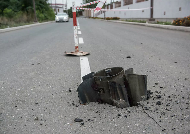亞美尼亞國防部稱阿塞拜疆晨起恢復對納卡地區的炮火攻擊