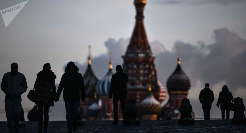 莫斯科, 紅場
