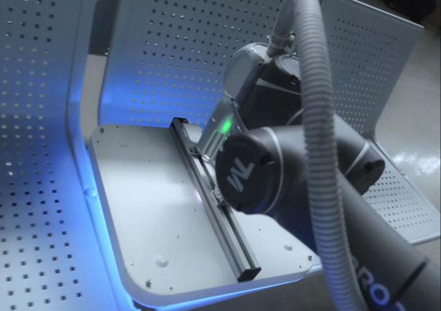 莫斯科地鐵內將設置智能消毒機器人