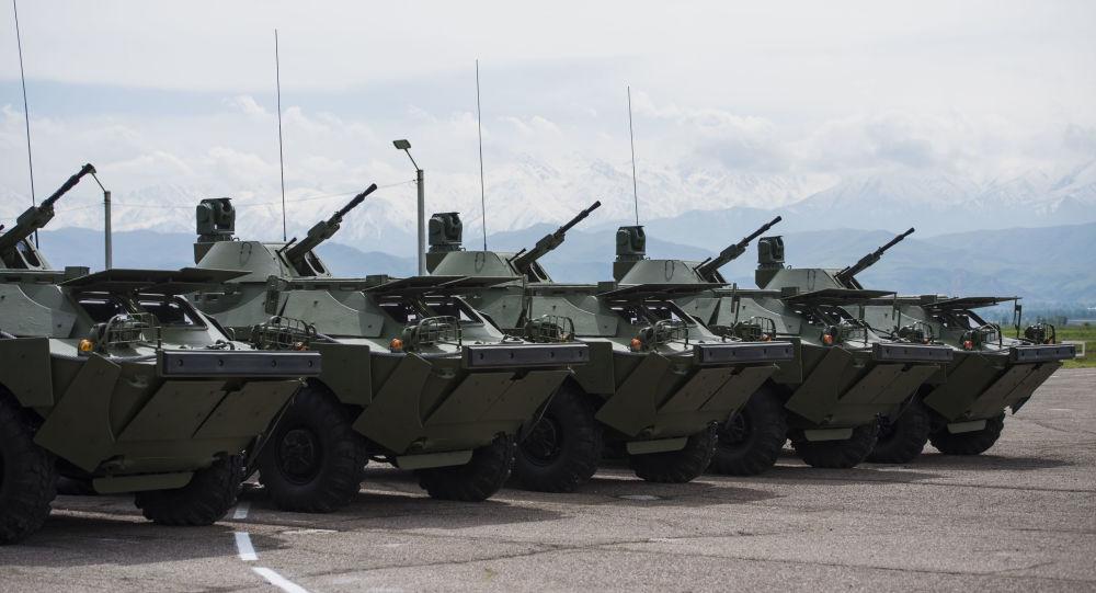 BRDM-2裝甲偵察巡邏車