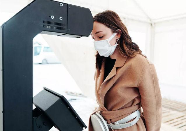 Promobot機器人預測第二波新冠疫情高峰