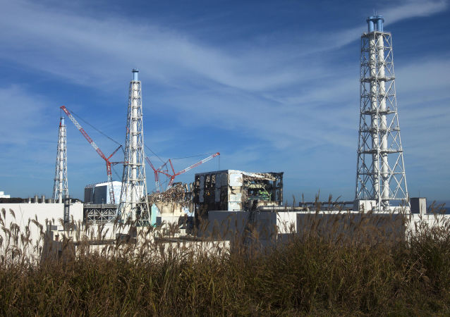 日本福島第一核電站