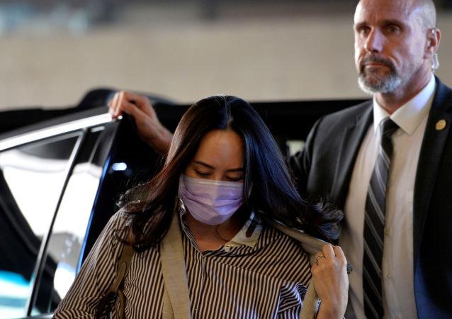 孟晚舟被加拿大警方拘押兩週年 中國外交部:中國政府將為維護本國公民正當合法權益繼續採取一切必要措施