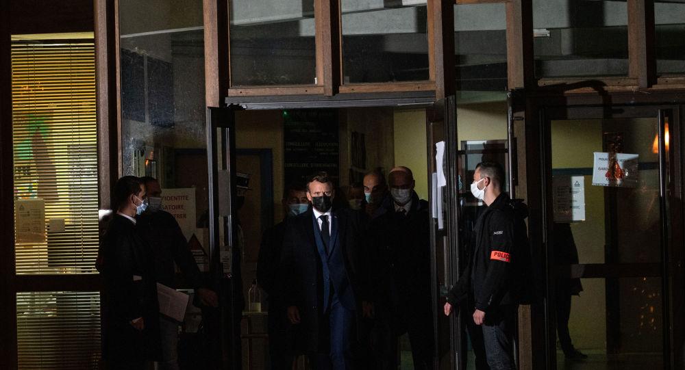 法媒:法國教師遇害案調查中四人被捕