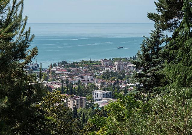 阿布哈茲首都蘇呼米