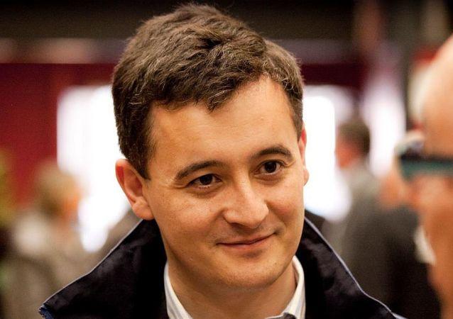 法國內政部長熱拉爾德·達曼寧