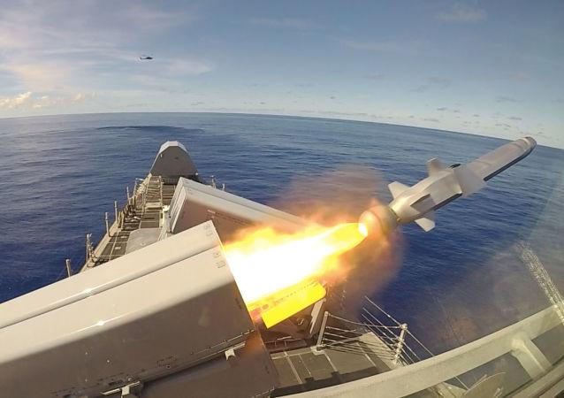 海軍攻擊導彈  (NSM)