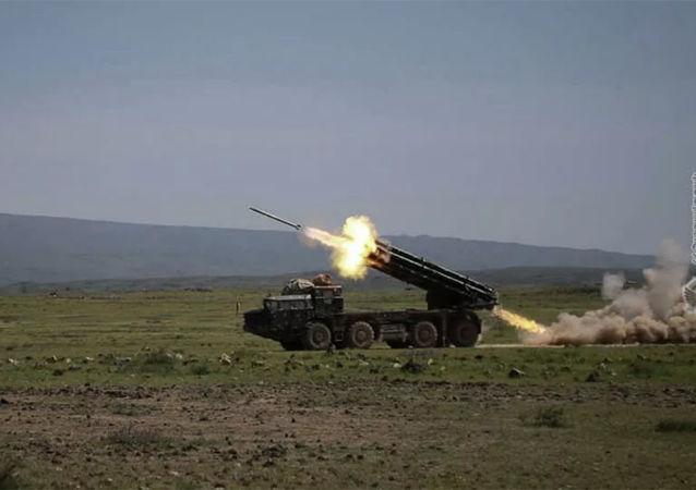 亞美尼亞軍方