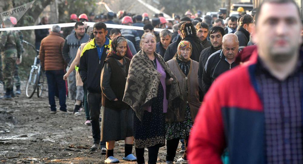 亞美尼亞外交部:納卡地區9萬人成為難民