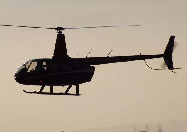 一直升機在阿拉斯加墜毀 捷克億萬富翁身亡