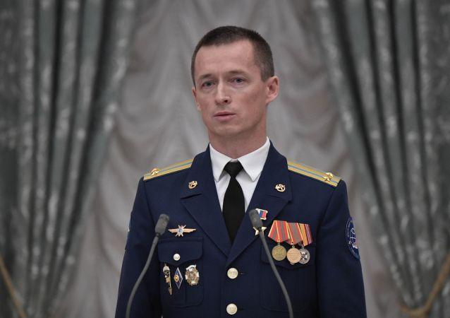 謝爾蓋•雷日科夫