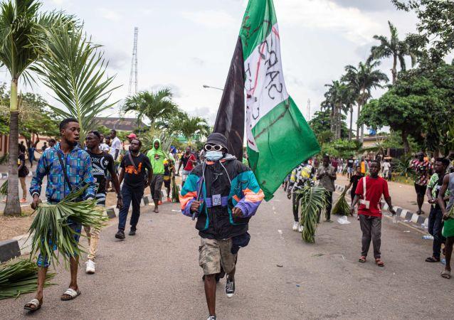 尼日利亞騷亂