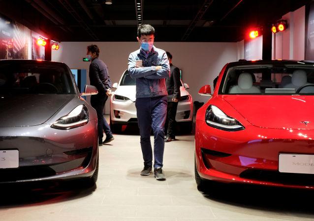 首批近7000輛中國產特斯拉整車將出口到歐洲市場