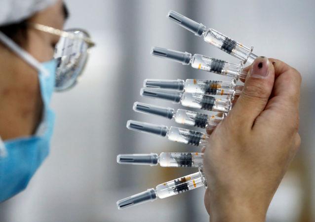 中國疫苗試驗第三階段將於2020年12月在該國開始
