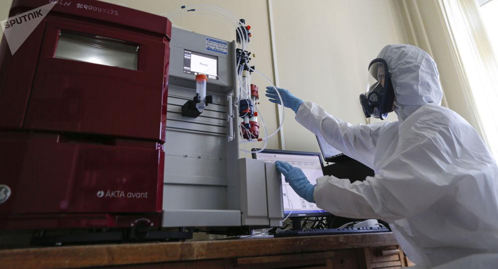 三周後完成60%俄居民流感疫苗接種工作