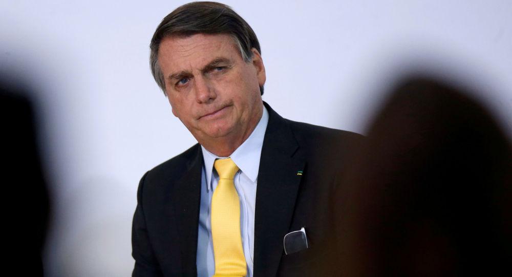 巴西總統雅伊爾∙博索納羅