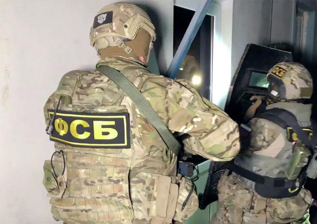 俄偵查人員在莫斯科地區預防多起恐怖襲擊