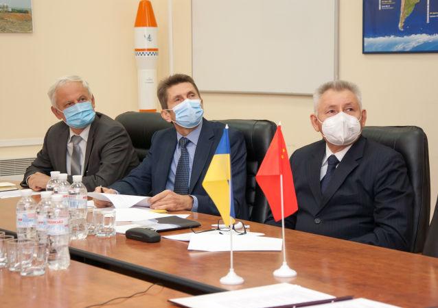 烏克蘭總統澤連斯基對擁有「頓涅茨克天然氣公司」的香港公司實施制裁