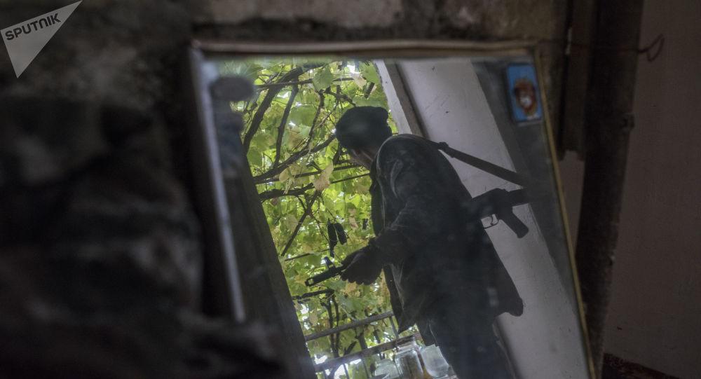 阿塞拜疆總統稱阿塞拜疆在納卡不需要外國戰士