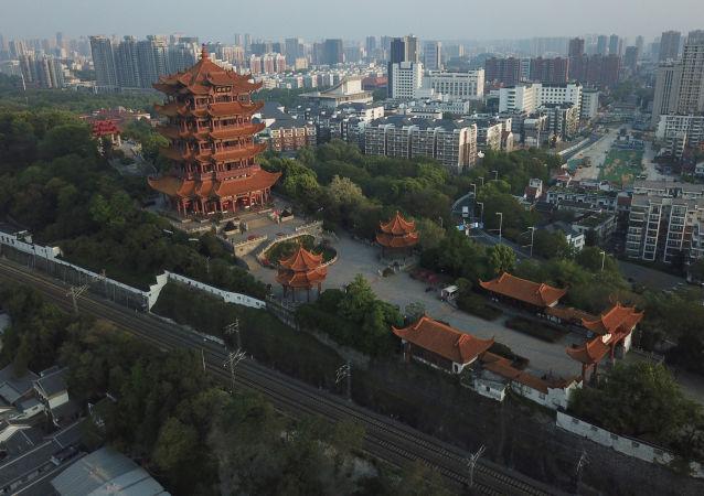 武漢市黃鶴樓