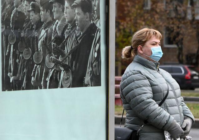 專家:近幾個月俄羅斯新冠病毒發病率將取決於天氣情況