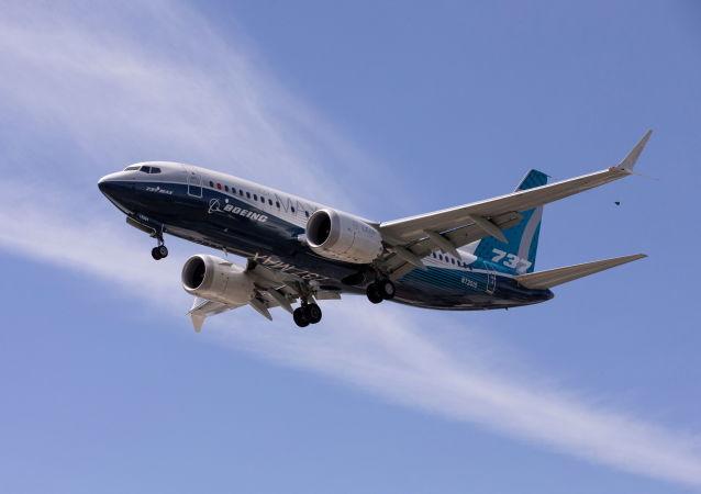 波音737 MAX 8飛機