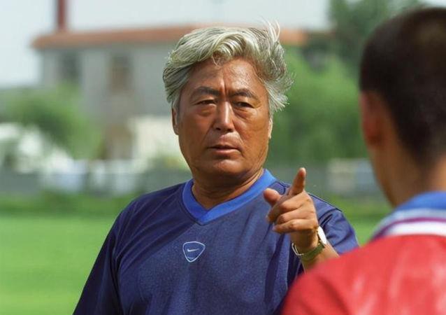 前中國足球知名主教練高豐文27日去世 享年81歲