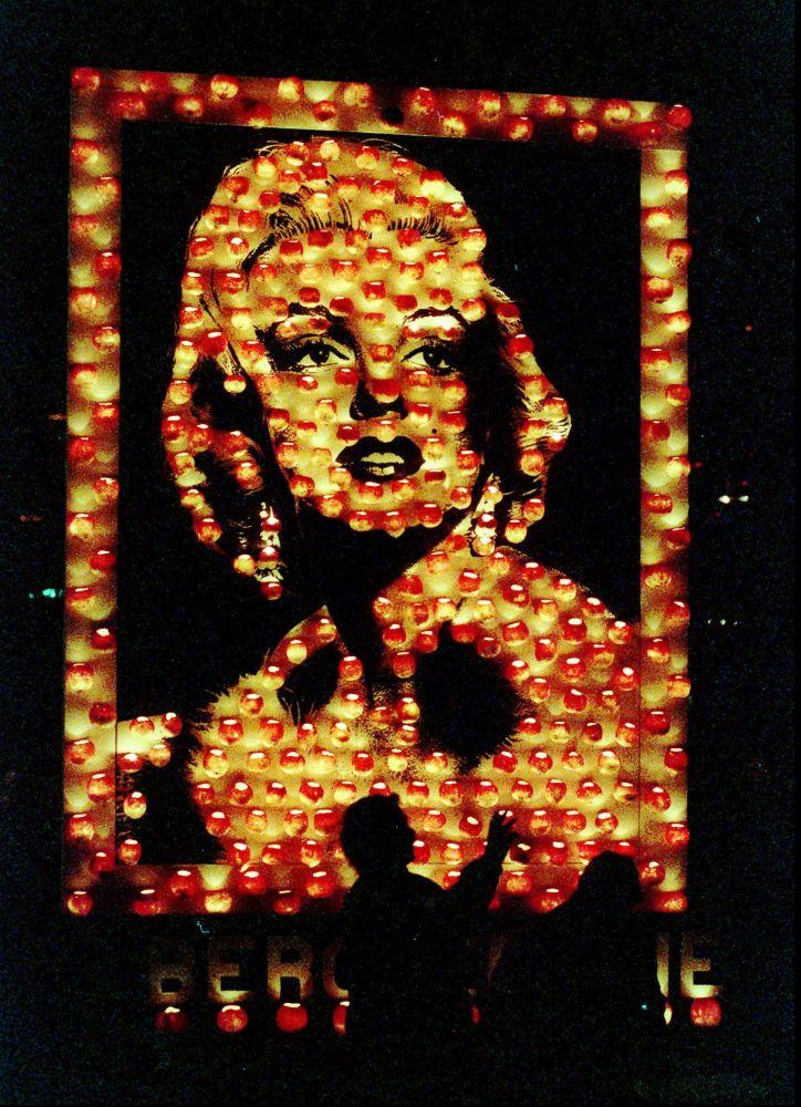 驚人的藝術:名人的南瓜肖像