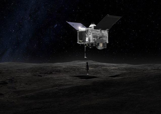 OSIRIS-Rex探測器