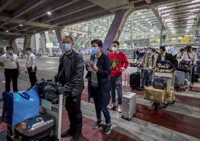 泰國撤離在緬國民系因新冠病毒而非政治局勢
