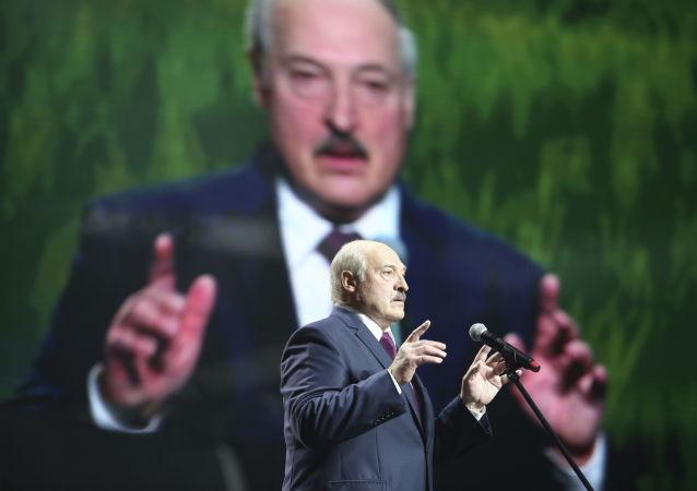 白俄羅斯總統亞歷山大·盧卡申科