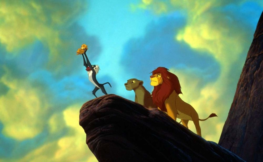 《獅子王》