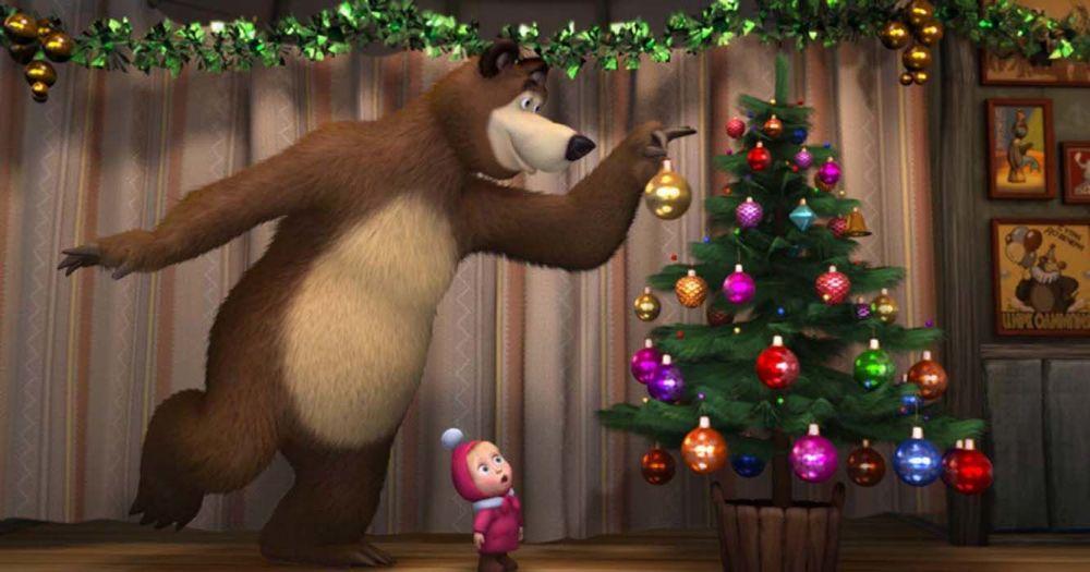 《瑪莎和熊》
