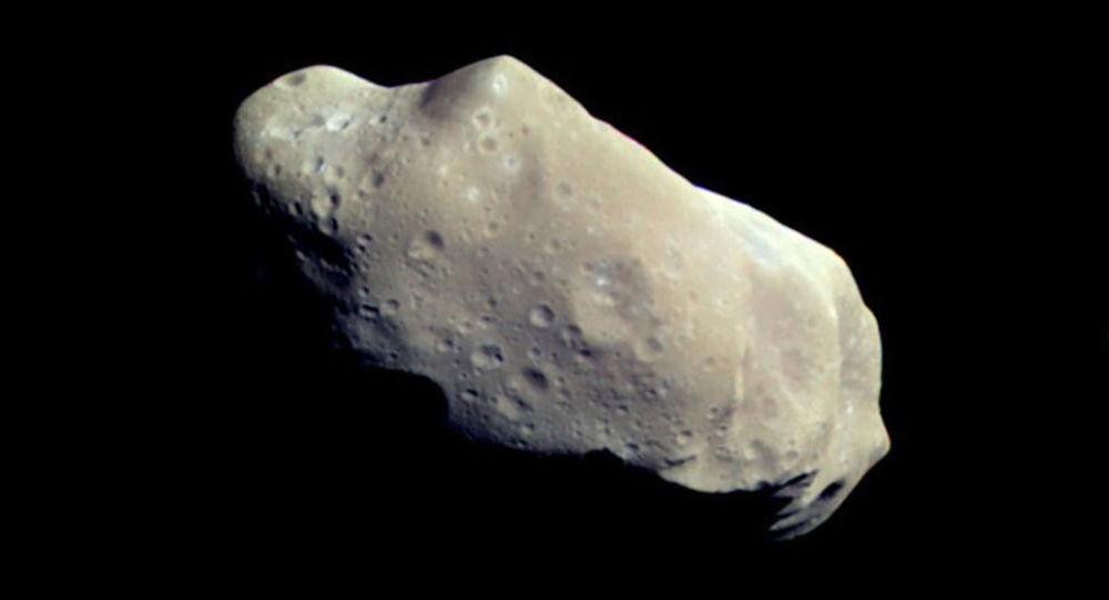 小行星「毀神星」