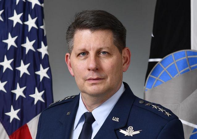 美國太空軍副司令新冠病毒檢測結果呈陽性