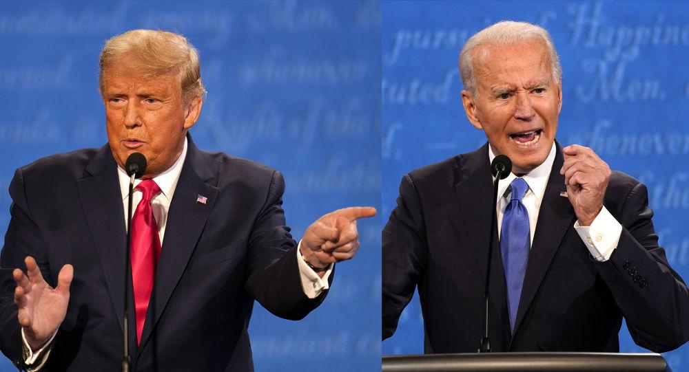博彩公司確定美國總統選舉中的寵兒