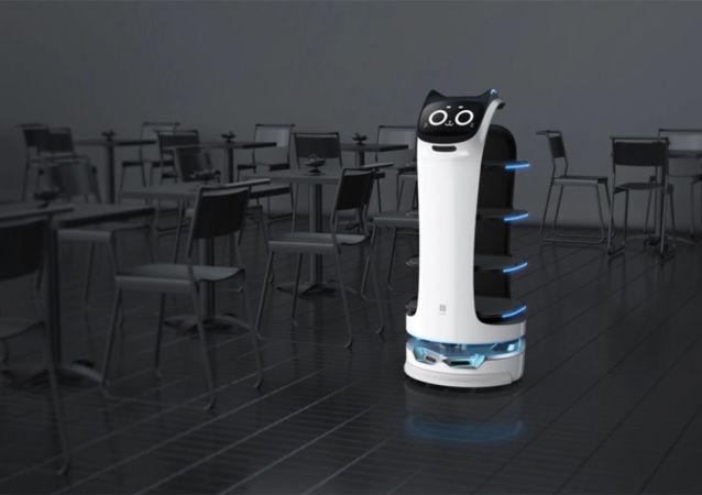 俄研發企業:COVID-19疫情引發對服務型機器人的高度關注