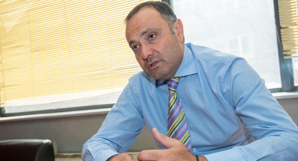 亞美尼亞駐莫斯科大使托加尼揚